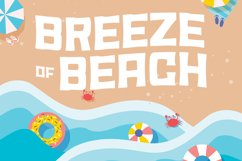 Summer Holiday Font Product Image 2