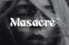 Massey Font Product Image 1