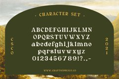Rantys - Quirky Serif Product Image 3