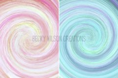 Twisted Beauty Digital Papers and Backgrounds Product Image 6