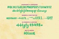 Web Font Bata - Display Font Product Image 4