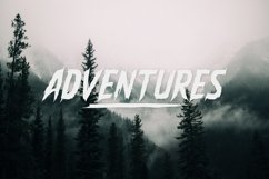 Northvain | Attractive Display Font Product Image 2