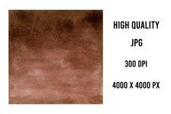 Brown Watercolor Digital Paper Texture Product Image 2