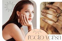 Rosalia | Modern Stylish Product Image 6