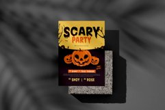 Bloodred / Spooky Halloween font Product Image 3