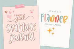Good things are coming - An informal mixedcase font Product Image 4