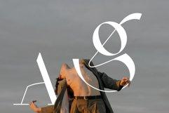 La Gagliane Classic Modern Typeface Product Image 3