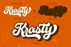 Krasty - Unique Retro Product Image 2