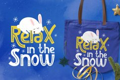 Frosty Font Product Image 4
