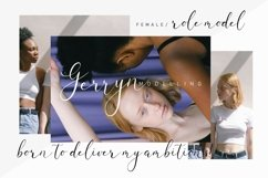 Violether Modern Calligraphy Font Product Image 3