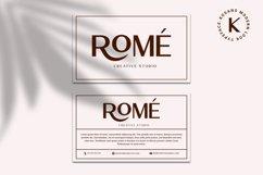 Kosans - Modern Look Typeface Product Image 3