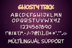 Ghosty Trick - Halloween Font Product Image 3