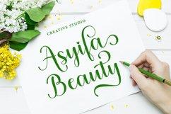 Aston Ranger - Modern Calligraphy Product Image 3