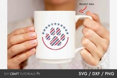 4th of July SVG, Independence Day SVG, Patriotic SVG Product Image 2