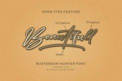 Busterdam Hunter- Signature Font Product Image 3