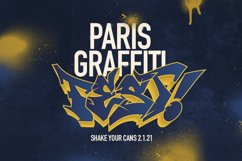 Graffiti fonts   Wildstyler Product Image 6