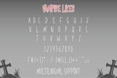 Vampire Liker - Halloween Font Product Image 3