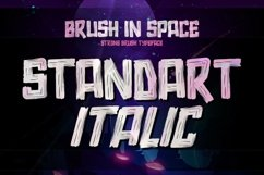 Brush In Space Product Image 2