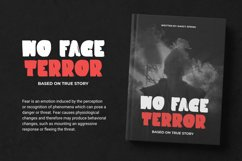 NightMare Font Product Image 3
