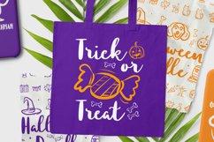 HalloweenDoodle Font Product Image 4