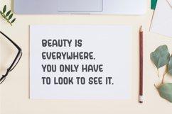 Caroline - Cute Display Font Product Image 5