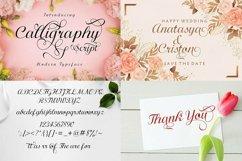 Calligraphy Font Bundle Product Image 4