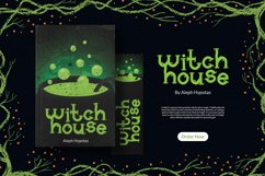 Root Scary Font Product Image 2