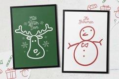 ChristmasThing Font Product Image 2