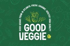 VegetablesDingbat Font Product Image 4