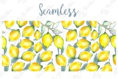 Lemons tumbler design, Summer skinny tumbler 20 oz Product Image 3