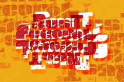 PansTask Font Product Image 4