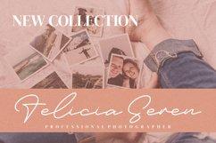 Felisia - Monoline Script Font Product Image 3