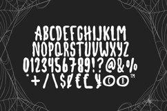 Horror Hunter- Horror Display Font Product Image 2