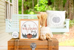 Fall / Autumn SVG Bundle of 24 Designs | Sign Making SVG Product Image 3