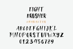 UNIQUE BRUSH FONT BUNDLE Product Image 6