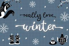 Winter Harmony - Wedding Font Product Image 4