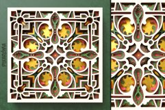 Mandala MD04 3D Layered SVG Cut File Product Image 3