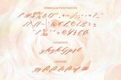 Sweet June - Lovely Script Font Product Image 5