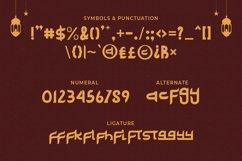 Delik - Arabic Font Product Image 5