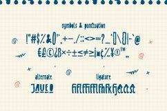 Sneak Peak - A Fun Display Font Product Image 4