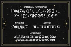 Death World - Display Font Product Image 6