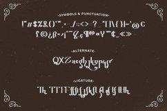 Ovalie - Vintage Display Font Product Image 5