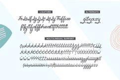 Rebutan - Handwritten Script Font Product Image 3