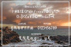 Sunday Burn - A Retro Sans Serif Product Image 6