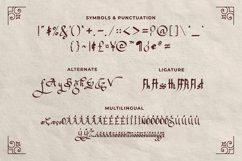 Serkan - A Celtic font Product Image 5