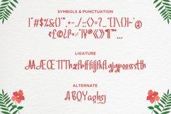 Allista - Fancy Handwritten Font Product Image 5