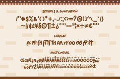 Bakery Home - Funny Font Product Image 5