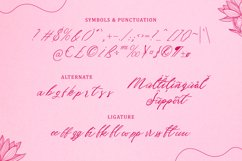 Hey Jane - Lovely Script Font Product Image 5