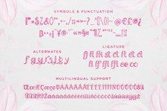 Grateful Life - Outline Handwritten Font Product Image 4
