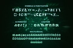 Hacklife - Tech Font Style Product Image 4